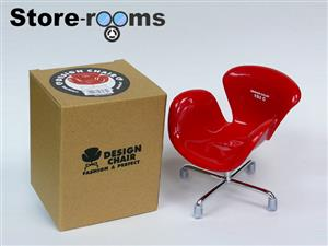 Z12-06 1/6 Action Figures - Chair A - Red