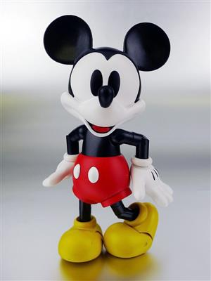 86hero - METAL MICKY FIGURE (5 inchTall)