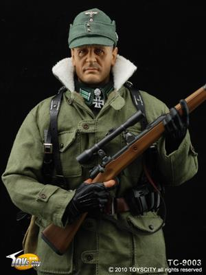 German Sniper Stalingrad 1942 Major Konig Store Rooms Com